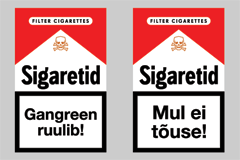 Suitsetamine tapab vs. Imen vilinal